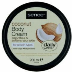 Sence Bodycreme Coconut 200 ml