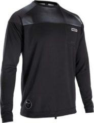 Zwarte ION Heren Lycra Wetshirt Men LS Black M