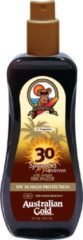 Australian Gold SPF 30 Spray Gel met bronzer 237 ML