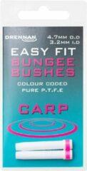Drennan Easy Fit Bungee Bush - Carp - 3.2mm ID - Roze
