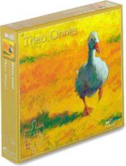 Art Revisited Puzzel Witte Eend - Theo Onnes (1.000 stukjes)