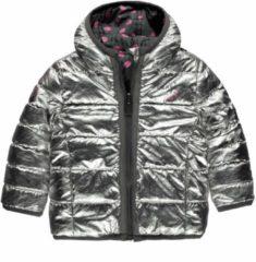 Zilveren Quapi Winterjas