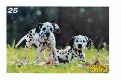 Jins Legpuzzel Dalmatiërs 25 Stuks Multicolor
