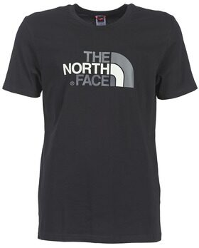 Afbeelding van Zwarte T-shirt Korte Mouw The North Face S/S EASY TEE