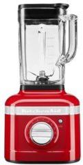 KitchenAid K400 Artisan 1,4 l Blender voor op aanrecht 1200 W Rood