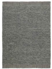 Zilveren Momo Rugs Comfort Light Grey Vloerkleed