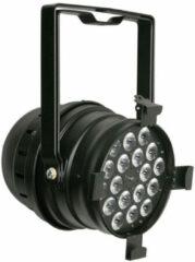 Showtec LED Par 64 Q4-18 Quad LED zwart