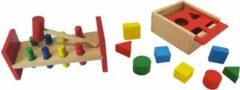 Playwood Vormenstoof geleverd samen met Playwood hamerbank hamer tik 2 voor de prijs van 1