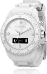 MYKRONOZ Smartwatch ZeClock weiss