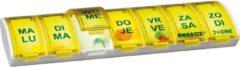 Able2 Anabox pillendoos weekbox - Kleuren variabel - Per stuk