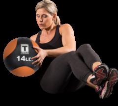 Body-Solid Medicine Ball - 3.6 kg