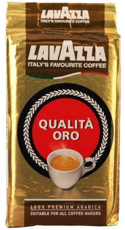 Afbeelding van Lavazza Qualita Oro 250 gram gemalen koffie : Filterkoffie