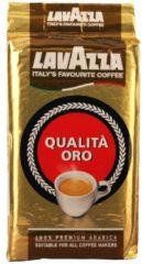 Lavazza Qualita Oro 250 gram gemalen koffie : Filterkoffie