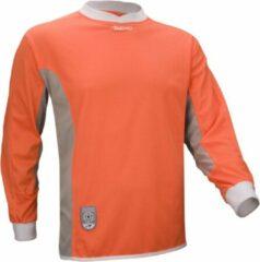 Avento - Keepersshirt - Kinderen - Maat XL/XXL - Oranje/Grijs/Wit