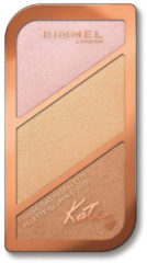 Rimmel London Rimmel Kate Sculpting Palette - Not So Shy 18.5g