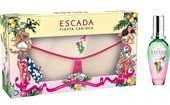 Escada Damendüfte Fiesta Carioca Geschenkset Eau de Toilette Spray 30 ml + Clutch 1 Stk.