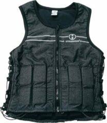 Zwarte Hyperwear Hyper Vest FIT L - 5 lbs (2,3 kg)