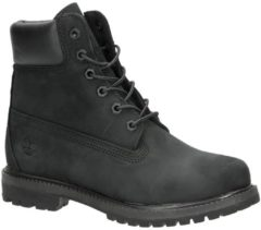 Timberland Women's 6 Inch Premium Waterproof Boots - Black - UK 7 - Black