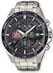 Casio Chronograaf Horloge EFR-556DB-1AVUEF (l x b x h) 53.5 x 48.7 x 12.6 mm Zilver/wit Materiaal (behuizing): RVS Materiaal (armband): RVS