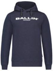 Ballin Slim fit blauw sweaters lente/zomer 2020 Unisex Hoodie Maat 128