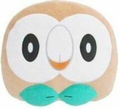 San-ei-co Pokemon Pluche Pillow - Rowlet