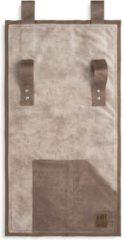 Knit Factory Dax Pocket - Beige - 100x50 cm