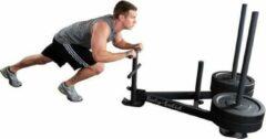 Zwarte Body-Solid Weight Sled GWS100