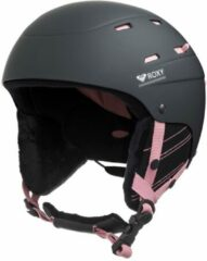 Antraciet-grijze Roxy Winterplace Skihelm Dames - Maat S/M