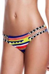 OndadeMar - Azteca - Bikini broekje - maat L - Meerkleurig
