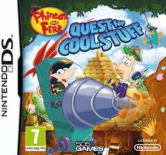 Easy Interactive Phineas And Ferb - Quest for Cool Stuff