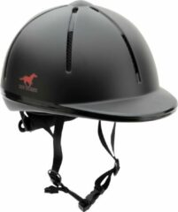 Zwarte Red Horse Cap of hoed Kids maat S/M