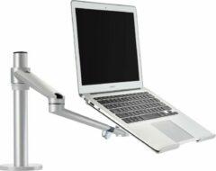 Witte ErgoLine Plus 1S laptoparm, geschikt voor laptop + Monitor