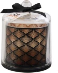 Campagnolo Bell geurkaars zwart spa chic 13x11cm