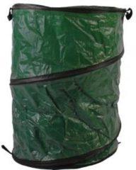 Groene Talen Tools tuinafvalzak met veer 50 cm