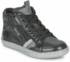 Zwarte Sneakers JR Garcia Boy J94B6A by Geox