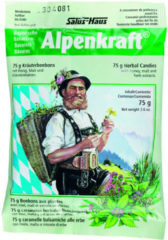 Salus Alpenkraft bonbons 75 gram
