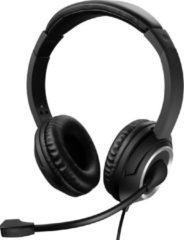 Zwarte Sandberg MiniJack Chat Headset