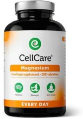 CellCare Magnesium Tabletten 180st