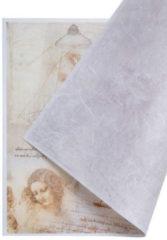 """LaBlanche Home-Dekoration Reispapier-Set """"Malerei"""""""