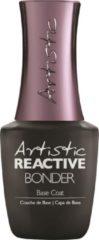 Transparante Artistic Nail Design Colour Revolution Reactive Bonder - Basis Lak 15 ml.