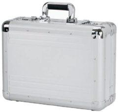 Zilveren Alumaxx Aluminium Aktekoffer Taurus