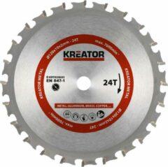 Kreator KRT020603 Zaagblad metaal Ø120 mm - 24 T
