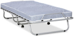 Beter Bed Select Beter Bed Vouwbed Buono - 80 X 190 Cm - Aluminium