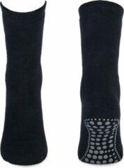 Basset Antislip Sokken Donkerblauw 35-38