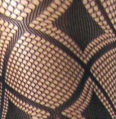 Zwarte Merkloos / Sans marque Jiggy Braziliaanse Panty - 3 Pack - 60den Maat L/XL