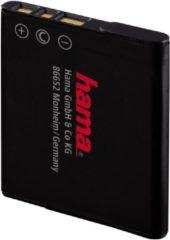 Zilveren Hama accu voor Digitale Camera (Sony NP-BN1)