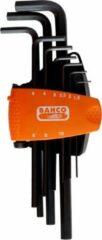 Zwarte BAHCO Inbussleutel Be-9588