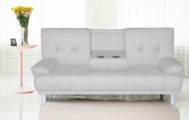 Afbeelding van Dutch Outdoor Design slaapbank sofa Cinema wit