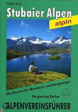 Klimgids - Klettersteiggids Stubaier Alpen Alpenvereinsführer | Rother
