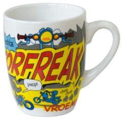 Paperdreams Cartoonmok Motorrijder nr 50